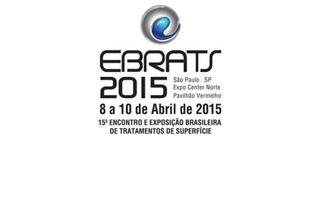 Câmara é parceira do EBRATS 2015