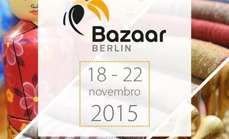 AHK-SP promove Bazaar Berlin 2015