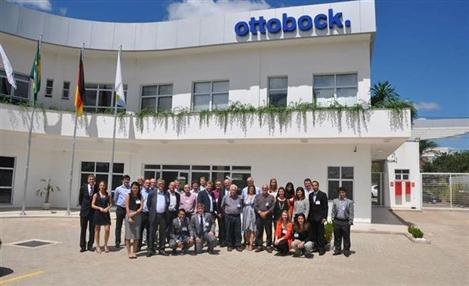 Participantes da IT Summit visitam Ottobock