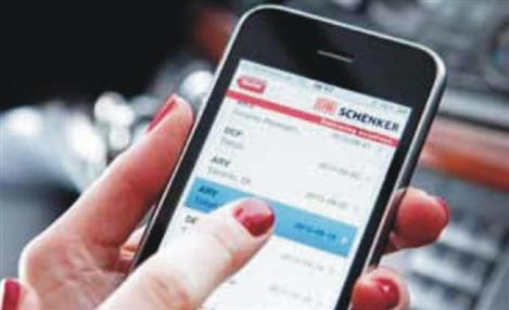 DB Schenker lança aplicativo para iPhone