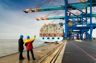 DHL inova no setor marítimo