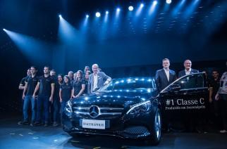 Mercedes-Benz está ativa no Brasil