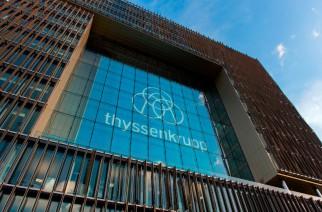 Tecnologia thyssenkrupp melhora obras na área de saneamento