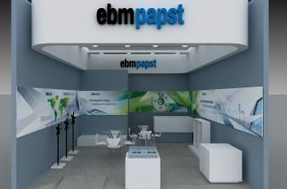 ebm-papst apresenta novidades na feira Apas