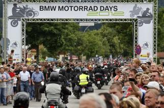 Evento da BMW Motorrad propõe atividades exclusivas para fãs da marca