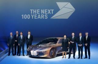 BMW celebra 100 anos de história e atuação marcante no mercado