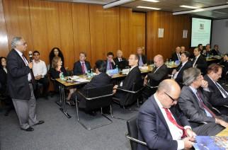 Momento: Reunião de Diretoria AHK São Paulo