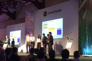TRUMPF recebe prêmio de Fornecedor Partner de máquinas agrícolas