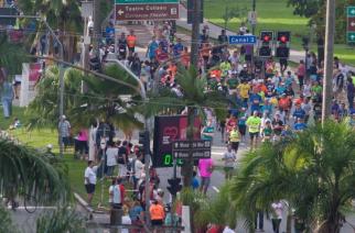 Atletas da Aliança e Hamburg Süd participam da 31ª Corrida 10 Km em Santos 36c23bb563529