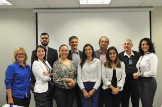 Câmara Brasil-Alemanha recebe Banca Examinadora do curso de Formação de Tutores