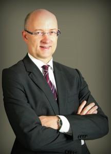 Michael Höllermann é vice-presidente da AHK São Paulo e CEO da thyssenkrupp na América do Sul.