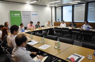 """Câmara Brasil-Alemanha reúne executivos para discutir """"fomentos à inovação"""""""