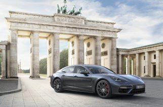 Berlim é palco para novidade da Porsche