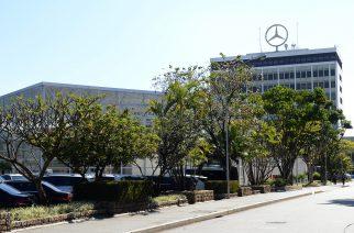 Mercedes-Benz está de olho em trainees
