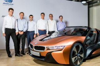 BMW Group adianta 2021 com mobilidade autônoma