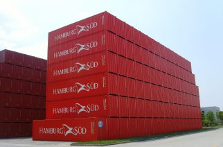 8.000 novos contêineres nas cores da Hamburg Süd