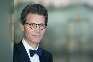 Julian Thomas é diretor-superintendente da Aliança Navegação e Logística e da Hamburg Süd no Brasil