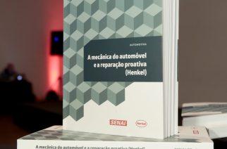 Henkel e SENAI firmam parceria e lançam livro sobre reparação automotiva