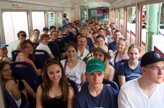 myDriver São Paulo recebe coro alemão na cidade