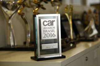 "Volkswagen recebe troféu ""Car Awards Brasil 2016"", conquistado pelo up! TSI"