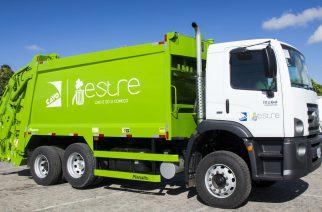 MAN Latin America entrega 30 caminhões para coleta de resíduos