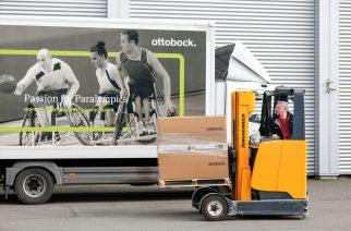 Ottobock traz da Alemanha peças para os Jogos Paralímpicos 0815d08eb1594