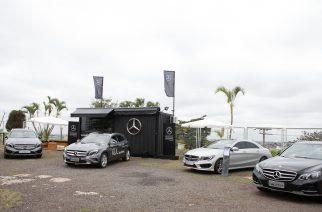Showroom da Mercedes-Benz chega ao Estado de São Paulo