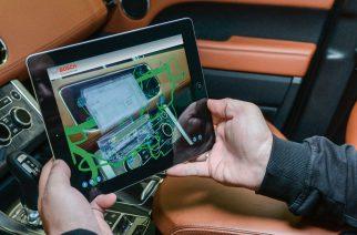 Bosch traz soluções inteligentes para as oficinas do futuro