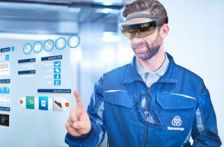 A thyssenkrupp traz tecnologia para manutenção de elevadores