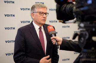Grupo Voith entra em 2017 com força renovada