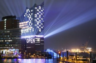 Filarmônica do Elba é inaugurada em Hamburgo