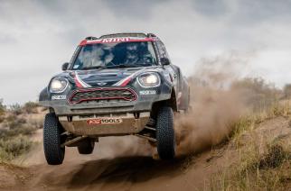 MINI no Top 10 do Rally Dakar 2017