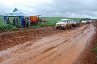 Rally traz lições de conservação de solo e da água a agricultores