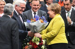 Frank-Walter Steinmeier é eleito Presidente da Alemanha