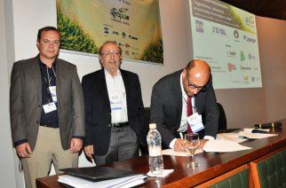 Fraunhofer IVV assina acordo de parceria com organização brasileira