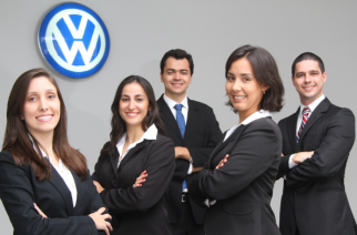 Volkswagen abre inscrições para programa de estágio