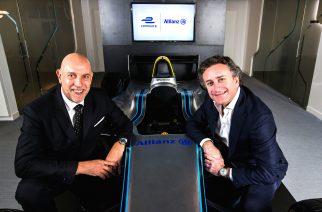 Allianz fecha parceria com Fórmula E