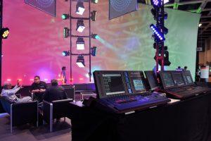 Foto para TV no Hall