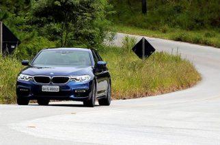 Novo BMW Série 5 chega ao Brasil em maio