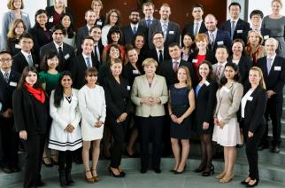 Alemanha está de olho em jovens lideranças do Brasil