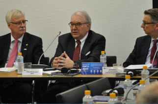 Vice-Ministro da Alemanha visita a AHK São Paulo