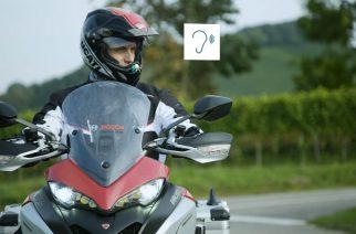 Nova tecnologia contribui para evitar acidentes com motocicleta
