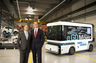 ZF direciona transporte inovador