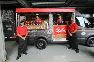 melitta coffee truck