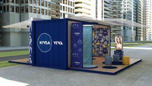 Container NIVEA VIVA