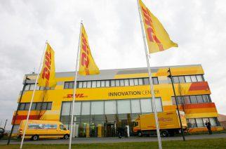 DHL se compromete a eliminar emissões em suas operações