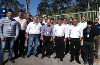 Fuchs realiza 1ª Reunião Regional de Mineração