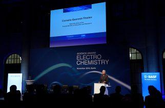 "Abertas as inscrições do prêmio ""Science Award Electrochemistry"""
