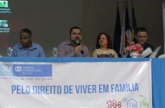 Aldeias Infantis SOS realiza evento para discutir o acolhimento de crianças e adolescentes