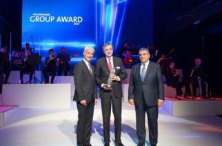 Hamburg Süd recebe Prêmio do Grupo Volkswagen